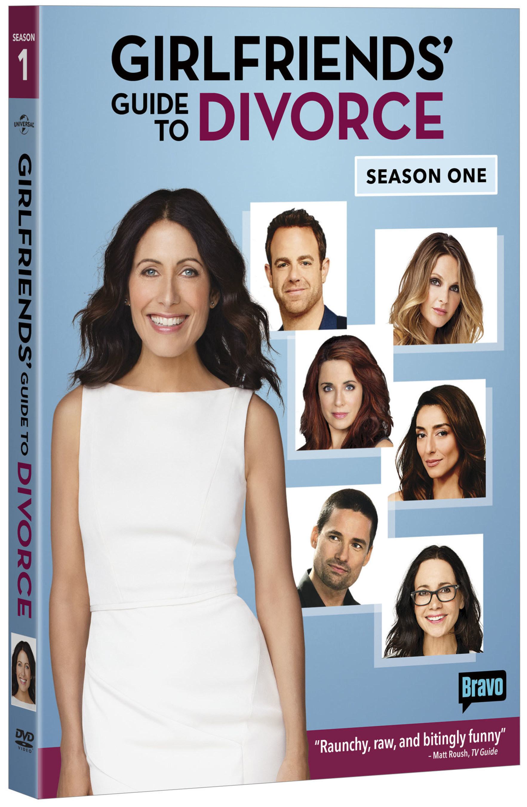 From Universal Pictures Home Entertainment: Girlfriends' Guide To Divorce: Season One