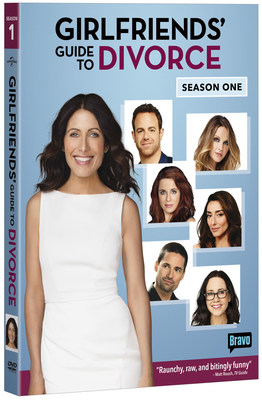 From Universal Pictures Home Entertainment: Girlfriend's Guide to Divorce: Season One