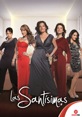 "This series is the Latino version of ""Sex and the City"", following the lives of five women from different backgrounds who, in their pursuit for happiness, encounter both internal and external obstacles.  (PRNewsFoto/MundoFox)"