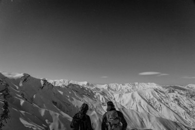 A Skier's Journey: Chad Sayers and Forrest Coots in Iran