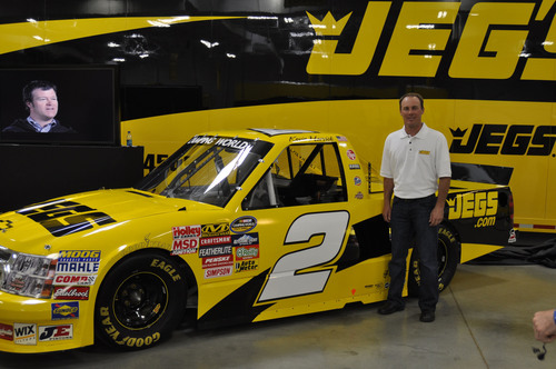 Kevin Harvick to Run JEGS.com Truck