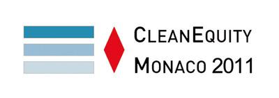 CleanEquity Monaco 2011 - www.cleanequitymonaco.com.  (PRNewsFoto/CleanEquity)