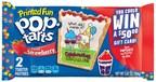 Pop-Tarts® Toast Slurpee® Drink's 50 Years of Frozen Fun
