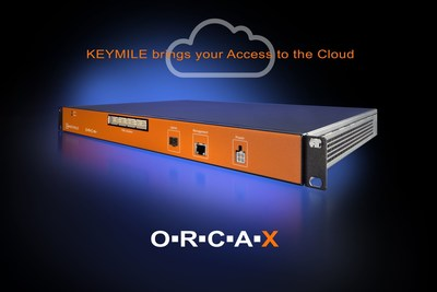 OrcaX is a world first and set to transform multi-service access network (MSAN) elements by fusing them into the cloud network revolution in the most significant recent ICT paradigm shift (Source: KEYMILE). (PRNewsFoto/KEYMILE)