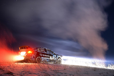 Subaru Rally Team USA debuts the highly anticipated 2015 WRX STI rally car at Sno*Drift Rally, the first round of the Rally America Championship.