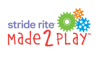 Stride Rite(R) launches Made 2 Play(TM) collection.  (PRNewsFoto/Stride Rite Children's Group)
