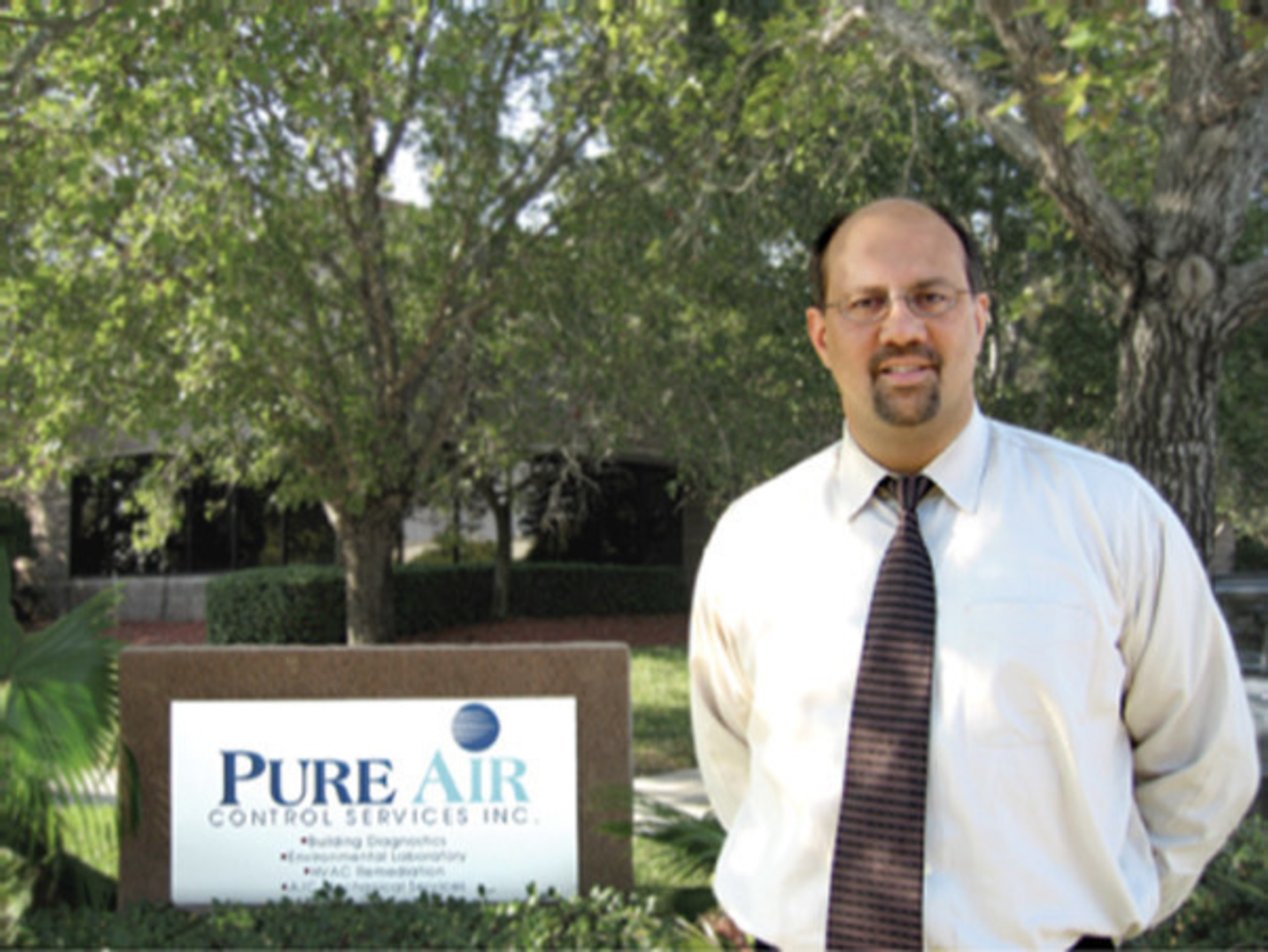 Pure Air Control Services honored for fast growth in Inc. Magazines 5000