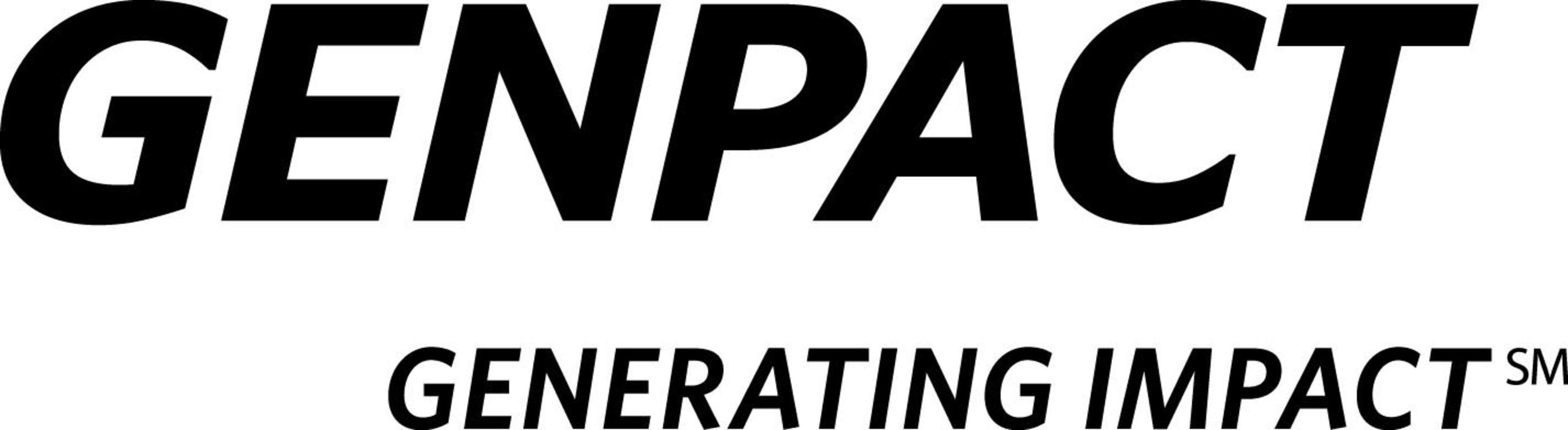 Genpact Limited Logo.