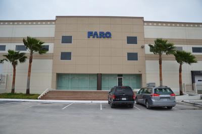 The FARO Mexico Service Center located near Monterrey, Mexico.  (PRNewsFoto/FARO Technologies, Inc.)