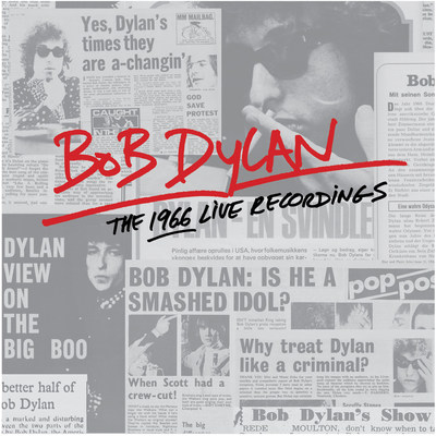 Bob Dylan cover art