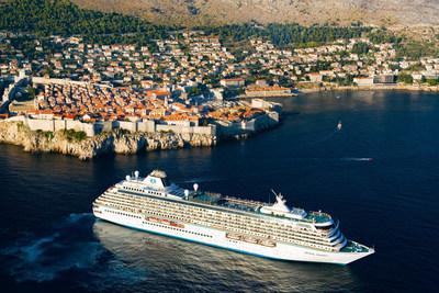 Crystal Serenity in Dubrovnik