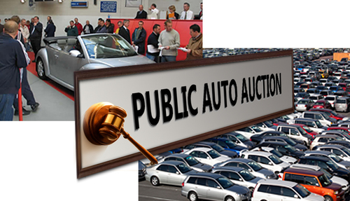 The best way to sell your car is via online public auto auctions.  (PRNewsFoto/RepoKar Auto Auction)