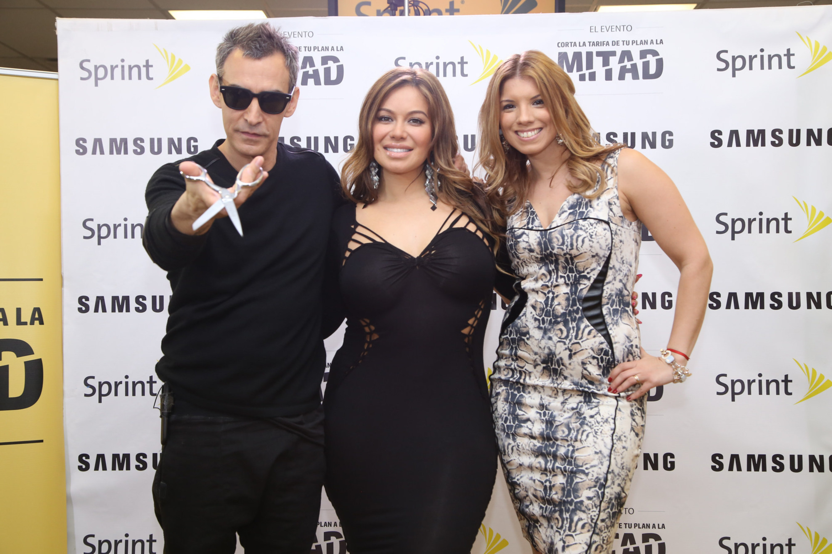 Reality TV Star and Acclaimed Regional Mexican Female Artist Chiquis Rivera Hosts Dress Cutting Event in Miami