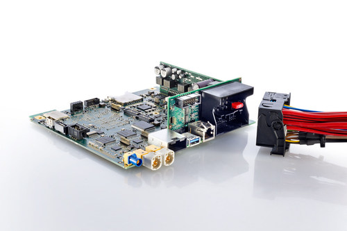 The XS AXSB Optimized Hardware and Software Platform from XSe, now a part of Mentor Graphics (PRNewsFoto/Mentor  ...