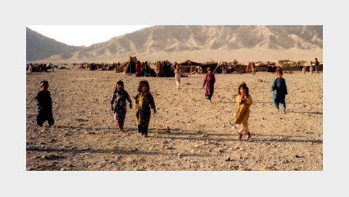 Children in Afghanistan.  (PRNewsFoto/Delegation of the European Union to the United States)