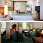 Save 20 percent when staying four or more nights at SpringHill Suites Orlando at SeaWorld(R) or Fairfield Inn & Suites Orlando at SeaWorld(R) this holiday season. Fun-filled events near both hotels include SeaWorld(R) Orlando's Halloween Spooktacular and SeaWorld's Christmas Celebration(R). For information, visit www.SpringHillSuitesSeaWorld.com or www.FairfieldInnAndSuitesSeaWorld.com.