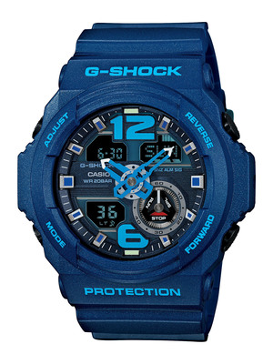 Casio G-SHOCK Arabic Index Ana-Digi Chronograph