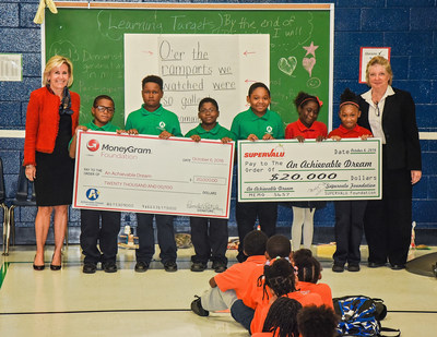 MoneyGram and Farm Fresh Unite to Deliver Educational Technology to Virginia Students