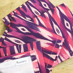 Roostery custom cocktail napkins can be printed with the designs of your choosing. www.Roostery.com