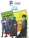 hoopla digital's service adds popular DC Entertainment comics such as Batman: The Dark Knight Returns, Watchmen, Superman: Earth One, Justice League Vol. 1: Origin, Daytripper and more.