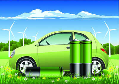 Despite skepticism, lithium-ion batteries will reach mass adoption in several industries including automotive and grid and renewable energy storage. (PRNewsFoto/Frost & Sullivan)