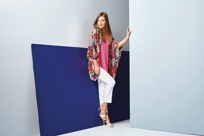 Belk introduces new Kaari Blue collection for modern Southern women on the go.