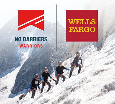 "No Barriers Warriors, Wells Fargo Seek Veterans with Disabilities for ""Warriors to Summits"" Expeditions"