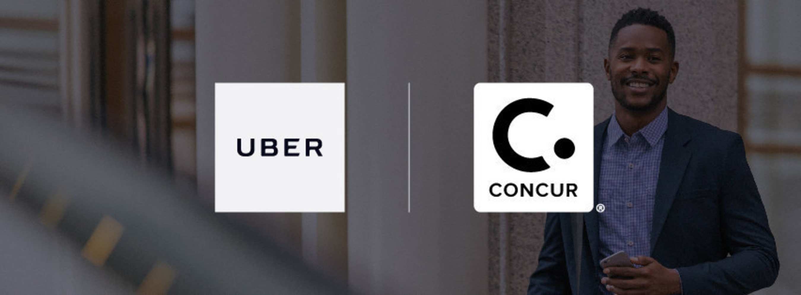 Concur and Uber for Business Launch Exclusive Partnership