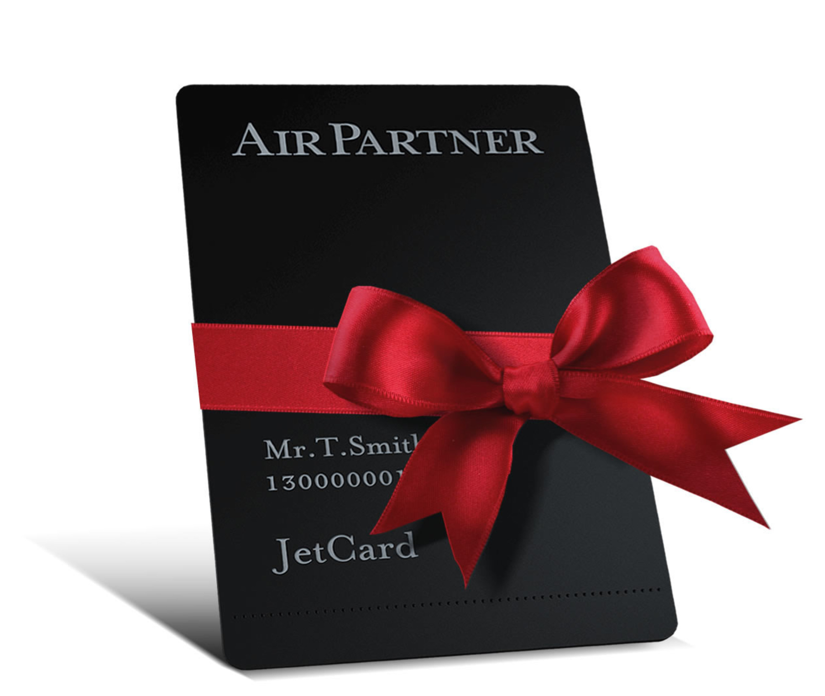 Give the Gift of Flight This Year with Air Partner's Limited-Edition Holiday JetCard