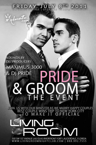 Superior FORT LAUDERDALE, Fla., July 7, 2011 /PRNewswire IReach/    Living Room In Fort  Lauderdale Will Celebrate New Yorku0027s Passing Of The Marriage Equality Act  By ...