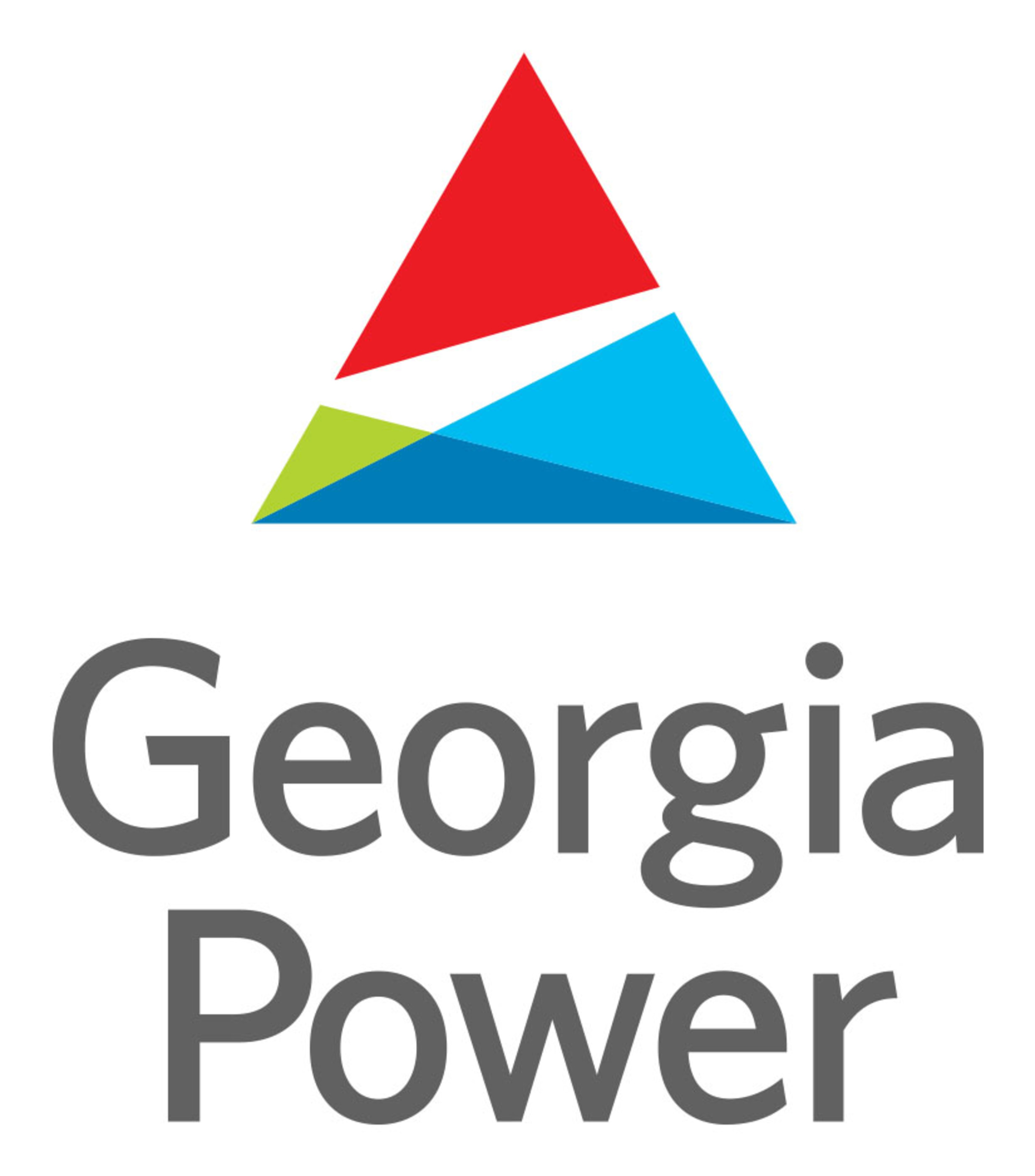Georgia Power logo.