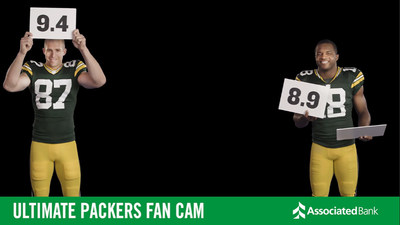 The Ultimate Packers Fan Cam will feature Packers wide receivers Jordy Nelson and Randall Cobb searching for the most rabid Packers fans dancing and celebrating at Lambeau Field.