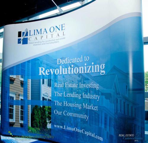 Lima One Capital, LLC Display.  (PRNewsFoto/Lima One Capital)