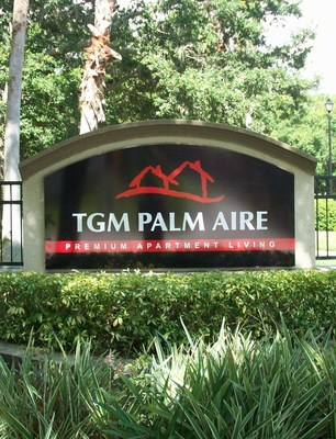 TGM Palm Aire - Sarasota, FL (PRNewsFoto/TGM Associates)