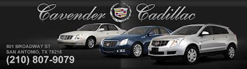 2013 Cadillac Escalade in San Antonio, TX at Cavender Cadillac.  (PRNewsFoto/Cavender Cadillac)