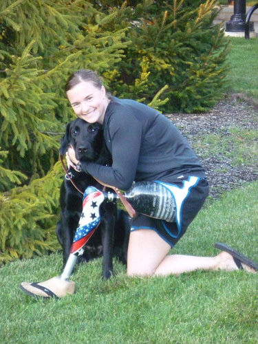 Patriotic Service Dogs Benefit From Dogtopia's First-Ever 'National Wash Your Dog Day'