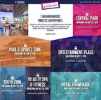 """Royal Caribbean kicks-off """"Ticket to Adventure,"""" a multi-faceted consumer promotion to celebrate the highly anticipated debut of the world's largest and newest cruise ship, Harmony of the Seas."""