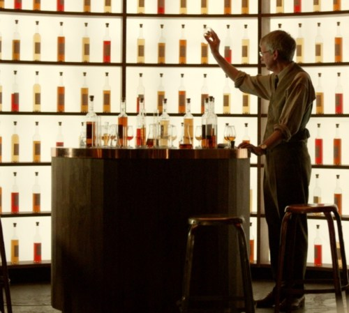 Johnnie Walker(R) Master Blender Jim Beveridge features in a new campaign by the Scotch whisky brand entitled ...