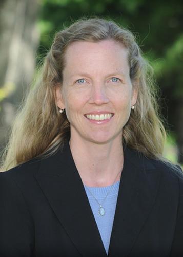 GSB Middle School Math Teacher Kristina Lasher of Peapack.  (PRNewsFoto/Gill St. Bernard's School)