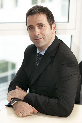 Juergen Maier, Chief Executive, Siemens plc (PRNewsFoto/Siemens)