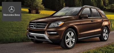 2014 ML350 models are now available at Loeber Motors.  (PRNewsFoto/Loeber Motors)