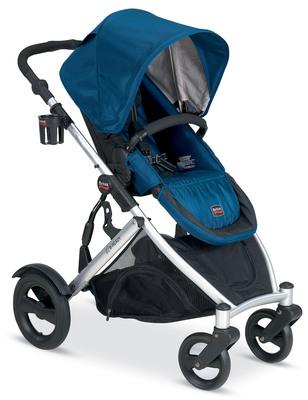 New BRITAX B-READY Stroller Offers Luxury Ride