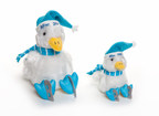 The 2014 Aflac Holiday Duck is available at Macy's or at Aflacduckprints.com. All of the net proceeds go toward the treatment and research of children's cancer.
