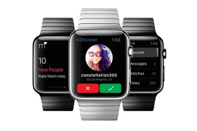 Match App for the Apple Watch