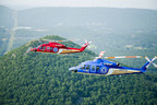 Arkansas Children's Hospital Accepts Delivery of first Sikorsky S-76D™ Helicopters Configured for Air Medical Transport
