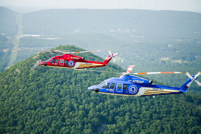 Sikorsky Aircraft Corp. announced today that it has delivered two S-76D(TM) helicopters for air medical transportation to Arkansas Children's Hospital.  Sikorsky has now completed S-76D deliveries into all mission segments.Photo Courtesy of Arkansas Children's Hospital