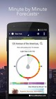AccuWeather MinuteCast on Android