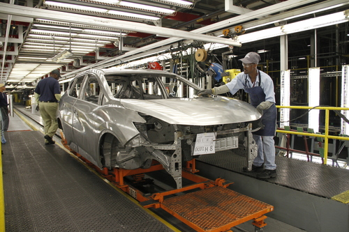 NISSAN REVS UP FOR ALL-NEW MURANO CROSSOVER PRODUCTION AT MISSISSIPPI PLANT WITH 500 NEW JOBS ...