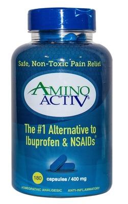 AminoActiv Non-Toxic Pain Relief (PRNewsFoto/Vireo Systems, Inc.)