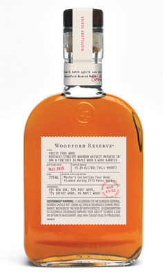 Woodford Reserve announces the latest expression in its Distillery Series, Frosty Four Wood, available at the distillery and select Kentucky retailers.